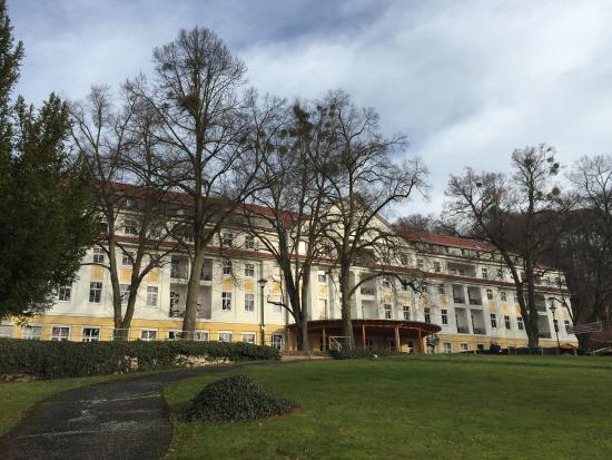 Bad Liebenstein, Allemagne : Außenansicht