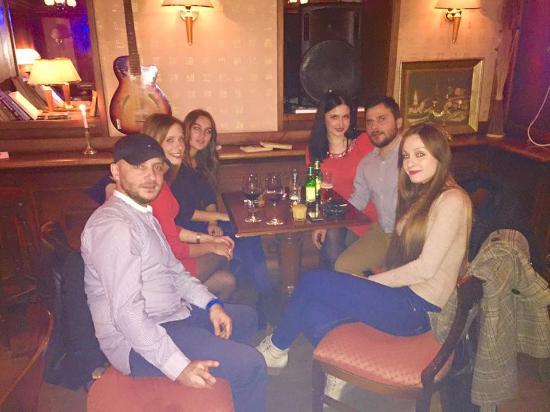 Bambus Lounge Club Picture Of Bambus Lounge Club Sarajevo
