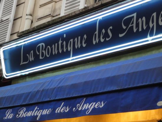 ‪La Boutique des Anges‬