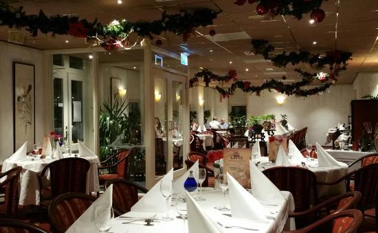 Brielle, Niederlande: the main dining room