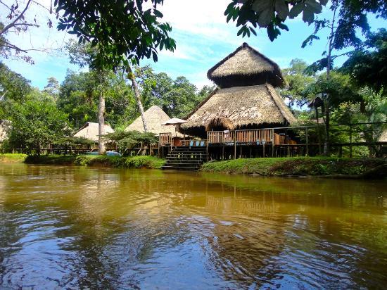 Cuyabeno River Lodge