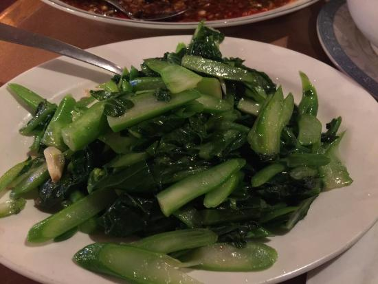 Gourmet Kingdom: I love Chinese Broccoli!