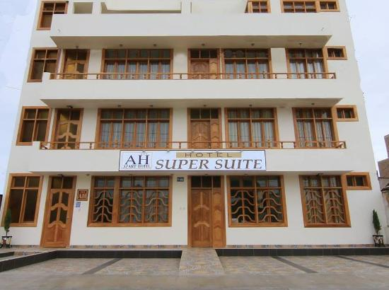 Apart Hotel Super Suite