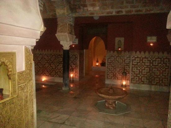 Picture of hammam al andalus banos arabes cordoba tripadvisor - Cordoba banos arabes ...