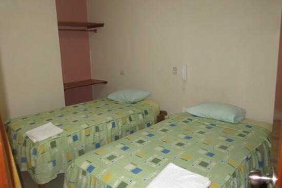 Hotel Rio Mar : HABITACION  DOBLE