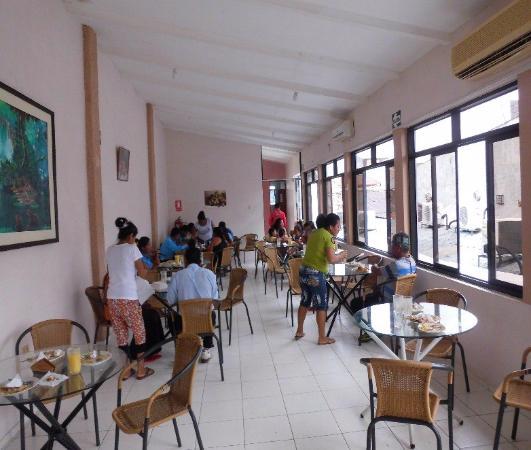 Hotel Rio Mar : CAFETERÍA Y RESTAURANTE