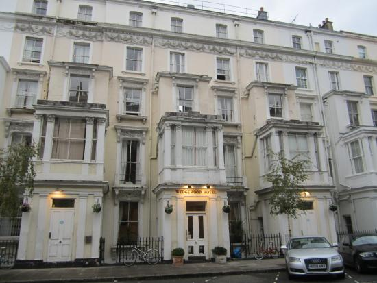 Wedgewood Hotel: Hotel