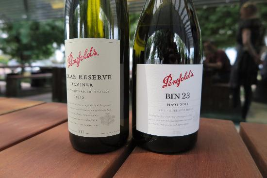 Wines we picked by the glass