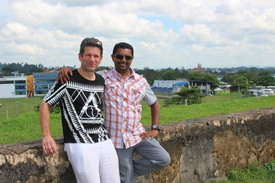 Sunrise Travels - Day Tours: GALLE DUTCH FORT WITH MARTIN