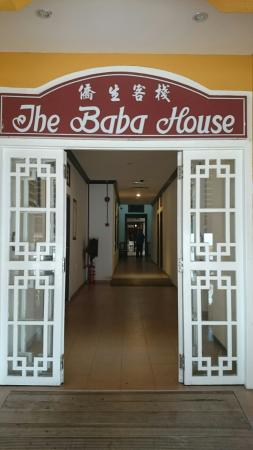 The Baba House