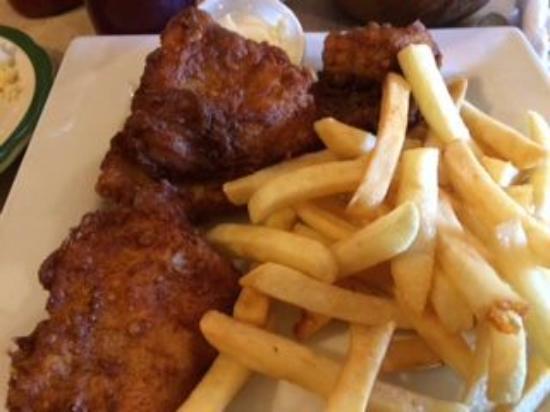 Pickford, ميتشجان: Friday fish fry