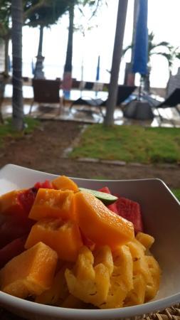 Bali Bhuana Beach Cottages: 20151206_082011_large.jpg