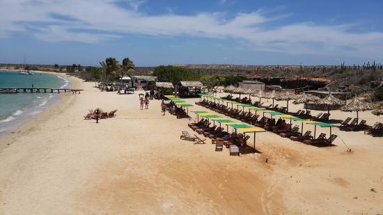 Islas costeras, Venezuela: Campamento