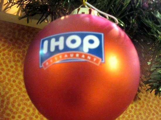ihop christmas tree ball ihop milpitas ca