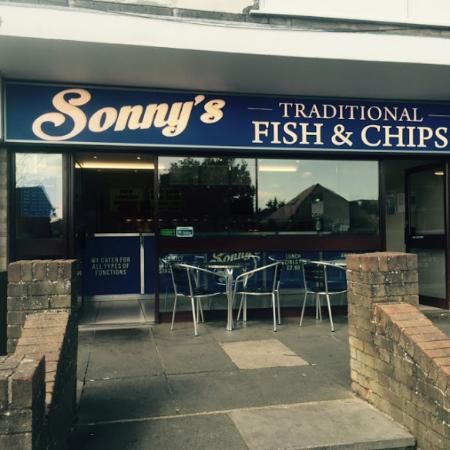 Sonny's Traditional Fish & Chips: Sonny's
