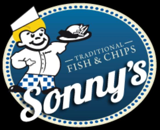 Sonny's Traditional Fish & Chips: Logo