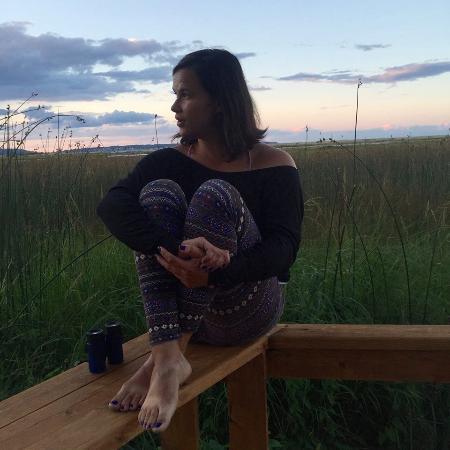 Castalia Marsh Retreat : my sweetie captured my enjoyment