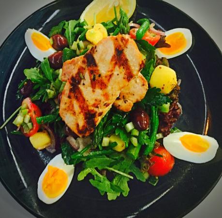 Funtastico: Yellow fin Tuna Salad