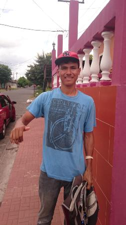 Granada, Nicaragua: Jerry Boat Tours