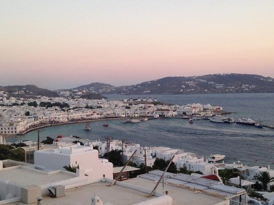 Marina View: beautiful view from the terrace