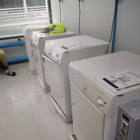 Natural Ville Executive Residences: laundry room
