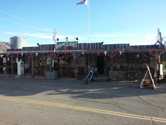 Chloride, AZ: digger daves