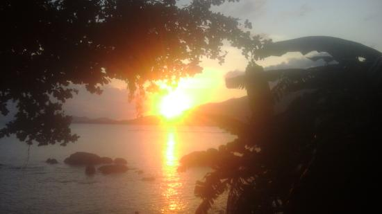 Lamai Bay View Resort : Sunset from balcony