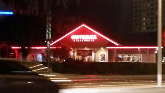 20151207 183457 Picture Of Outback Steakhouse Garden Grove Tripadvisor