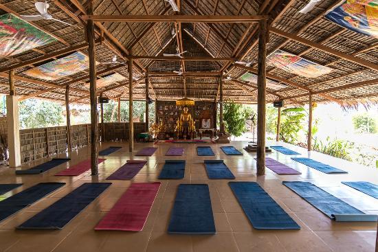 yoga meditation retreat