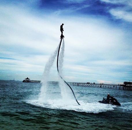 Wonderful resort in Batam