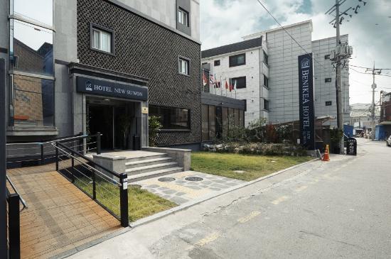 Benikea New Suwon Tourist Hotel