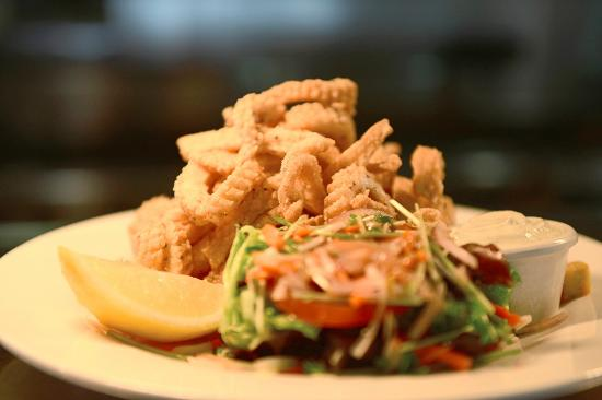 Palm Beach Surf Club: Calamari