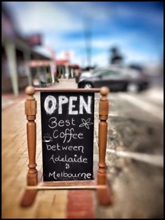 Meningie, Australia: Best Coffee