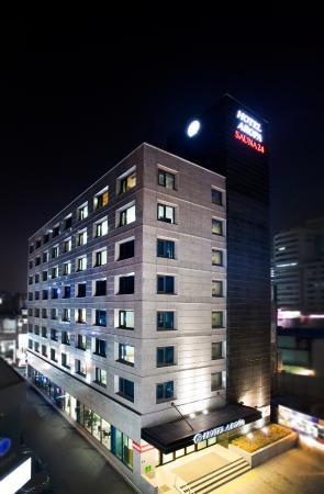 ホテルアロパ