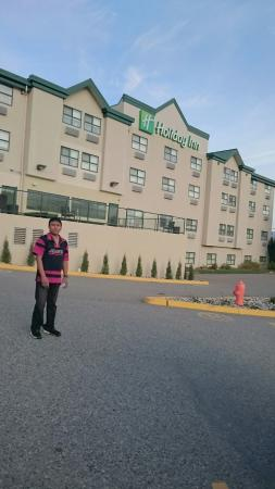 Holiday Inn West Kelowna: Holiday Inn, best place to stay in Kelowna. Friendly staff and excellent service.