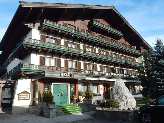 Hotel Salzburgerhof: Hotel Salzburger Hof
