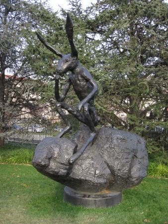 national gallery of art sculpture garden the house sculpture park washington dc 06 dec 15