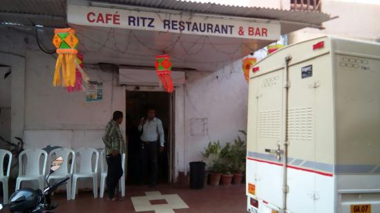 Cafe Ritz Restaurant and Bar