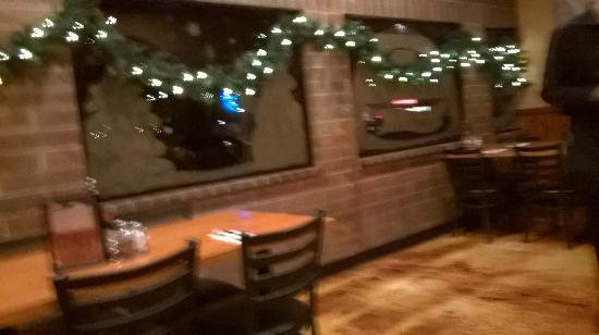 Tumwater, WA: Inner dining room