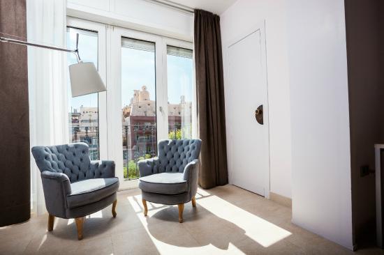 Quartprimera Apartments : Habitación Doble 2 Camas