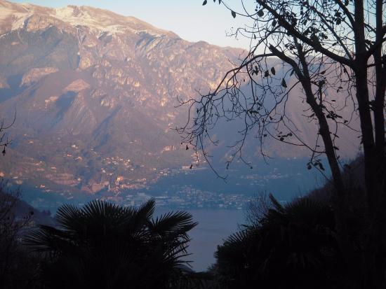 Parzanica, Italien: vista d'incanto