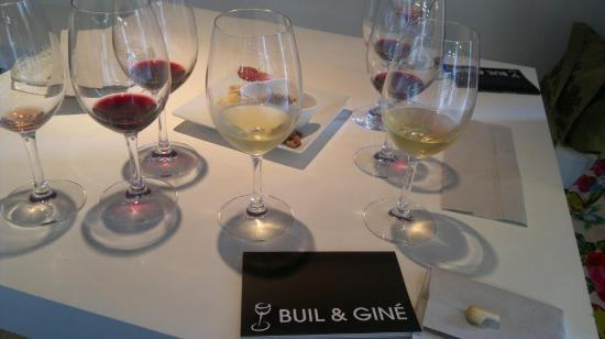 Buil & Gine: cata