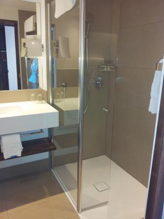 Altstadthotel Kneitinger: Dusche