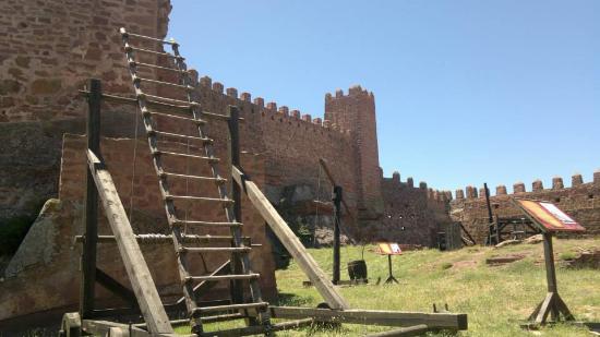 Provincia de Teruel, España: castillo