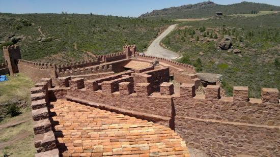 Province of Teruel, إسبانيا: castillo