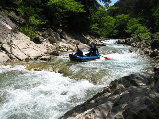 Neochori, Griekenland: Trekking Hellas Preveza