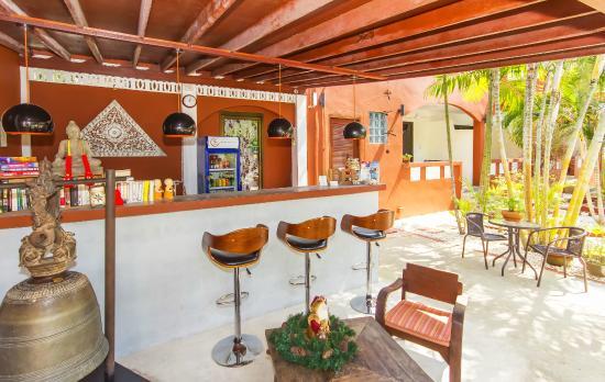 Sallamai Resort : Reception