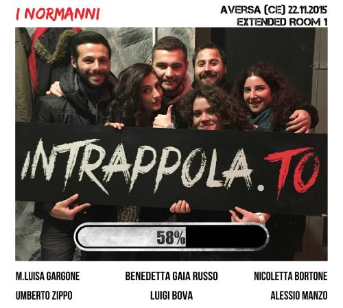 Escape Room Intrappola.TO Aversa