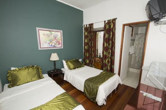 Hotel 1492 : Habitación Standard Twin