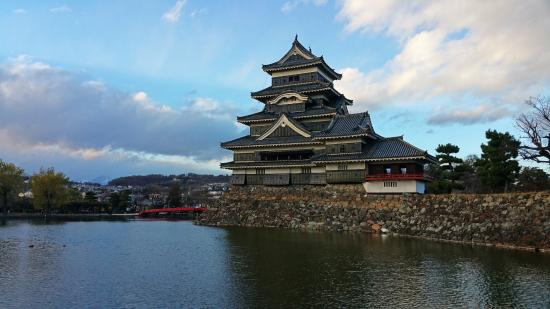 how to get to matsumoto castle